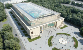 The Palace of Water Sports Luzhniki Moscow: The best indoor water park in Russia