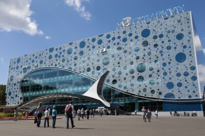 Center for Oceanography and Marine Biology Moskvarium – Russia
